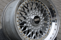 BBS RS 3teilig-Stern hochglanzverdichtet