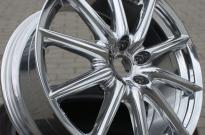 Alfa Romeo hochglanzverdichtet