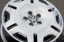 VW Passat  W8 hochglanzverdichtet
