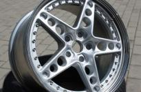 Veritas/Brabhamracing RS Star Bett hochglanzpoliert
