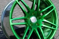 Audi S-line hochglanzverdichtet & Sonderlasur