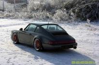 Porsche 964 mit ETA BETA Krone 3teilig & KW Gewinde