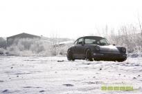 Porsche 964 ETA BETA Krone 3teilig & KW Gewinde