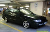 Passat 35i VR6 exclusive mit Audi TT & FK Gewindefahrwerk