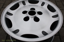 Jaguar Felge -Schäden beseitigt-Glanzbild nachgedreht- Oberfläche klarlackbeschichtet